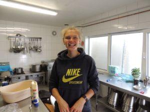 Anna, Sani (kann aber auch super Küchendienst machen)
